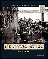 India and the First World War